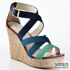 Wedge Sandals - Polyvore