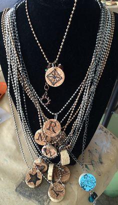 Cork Jewelry                                                       …