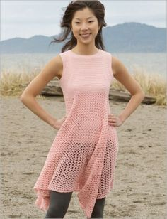 Geometry Dress Crochet Pattern Download