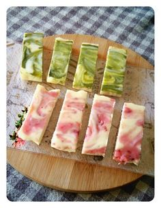 もちとろ新食感☆白玉粉で作るチーズケーキ