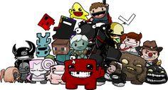 El juego Indie de la semana: Super Meat Boy