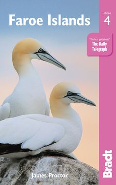 The brand new edition of our guide to the Faroe Islands is out this May. Find out more at www.bradtguides.com