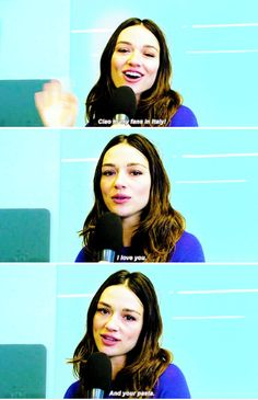 New interview of Crystal, in which she talks about the possibility of Allison returning, her first day on set, who she would play if she could play someone other than Allison, and if Scott would leave Kira for Allison if she were brought back from the dead