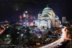 Christmas in Belgrade