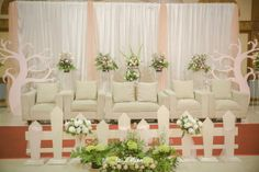 Le Motion Photo: AFRA & ASSAD WEDDING DAY - pelaminan decoration