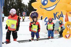 Skikurs für die Kleinen Kids