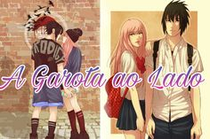 Uma nova vizinha , um novo amor , uma nova confusão , Sasuke Uchiha se apaixona por Sua vizinha Sakura Haruno. Uma fatalidade do Destino acontece na vida dos dois. Muito abalado fica O Uchiha... Mas a vida segue com ou sem Sakura não é?