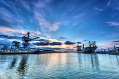 Outer Harbour by DanielHeydecke