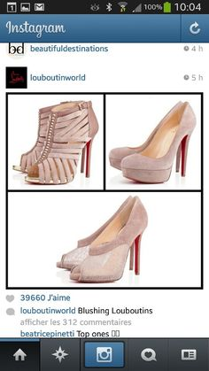 060e8d96f7dd 10 Best Red BOTTOMS..CHRISTIAN images