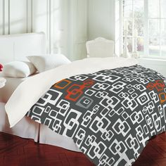 Jane Kathryn Kolles 90 Degrees 1 Duvet Cover