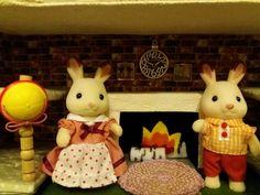 Dollhouse, Sylvanian families
