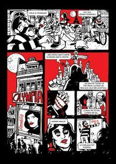 """""""Animália Paris Je t'aime"""" (with Pedro Carvalho) page #1"""