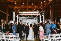 metropolitan building wedding photographer: redfield photography
