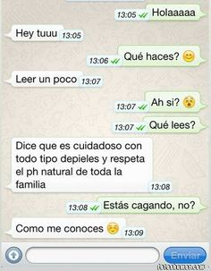 Funny Spanish Memes, Spanish Humor, Toxic Love, You Stupid, Funny Moments, Funny Things, Text Messages, Laugh Out Loud, Funny Pictures