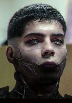 Cyberpunk / Transhumanism / Futuristic / Cyborg / Science-Fiction
