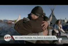 Indigenas Estadounidense Ganan Batalla Contra Ingenieros Del Ejercito Y Logran Evitar Contrucción De Un Oleoducto