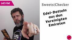 Let's Eat Dattel in Milchschokolade und Mandel  SweetsChecker  Süßigkeiten Vorstellung und Test - https://www.youtube.com/user/SweetsChecker