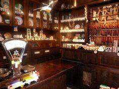 Mercearia do Museu do Pão