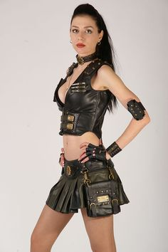 Scout women leather waistbelt by Atomfashion on Etsy, €151.00