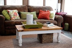 Coffee Tables that Work Really Hard #DesignHappy @HomeGoods