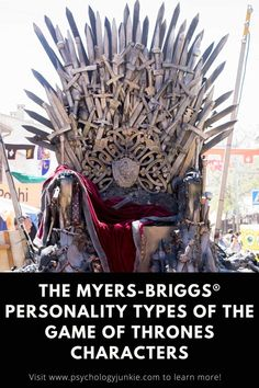 Want to find out which Game of Thrones character has your personality type? Get a glimpse in this article! Entp Personality Type, Esfp, Intj, Infj Characters, Personality Questionnaire, Infp Quotes, Myers Briggs Personalities, Psychology, Psicologia