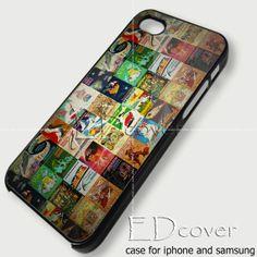case 3 iphone samsung and etc Disneyland Tiki Room Personalized case