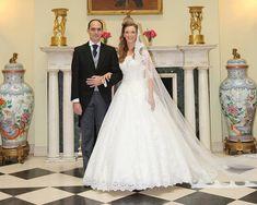 Prince Mihailo Karadjordjevic got married with Ljubica Ljubisavljevic