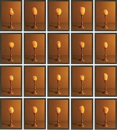 Hans van Asch | Candlelight | Aardappelveld #2, 2017
