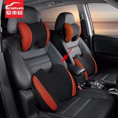 Hearty Dewtreetali Car Memory Foam Lumbar Back Support Pillow Cushion Home Office Car Auto Seat Supports Chair Pillow Car Styling Automobiles & Motorcycles