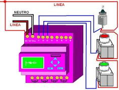 Arduino, Electrical Circuit Diagram, Electrical Wiring, Plc Programming, Electronic Schematics, Innovation, Tiny House Plans, Electric Motor, Control System