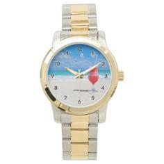 Beach Cheers Wrist Watch