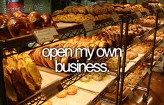 Open my own business