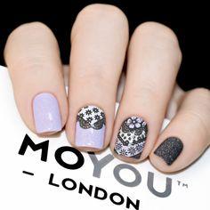 MoYou London Trend Hunter 17 Nail Polish Designs, Nail Art Designs, London Brands, Picture Polish, Stamping Nail Art, Nail Wraps, Swatch, Nail Nail, Manicures