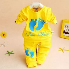 2016 High Quality baby clothing sets 100% cotton brand baby girl boy clothing children sport suit casual carters clothes
