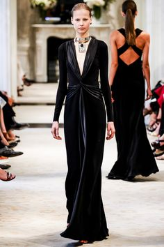 Ralph Lauren - Нью-Йорк - Весна-лето 2014 - Коллекции