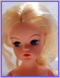 Blonde Sindy, just like the one I had in the 60's !