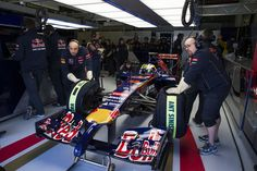 2014 Spanish Grand Prix, Catalunya, Bahrain #STR9 #GOTOROROSSO #SPANISHGP #F1