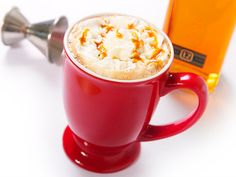 salted butterSCOTCH hot chocolate... yes, there is lots of scotch involved. yes, I am making this for vinny asap
