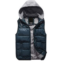 Homens casual Slim Fit Vest – BRL R$ 58,24