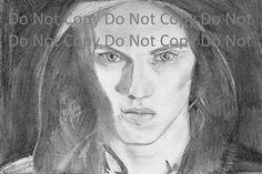 The Mortal Instruments Drawings Jace/ Jace and Clary