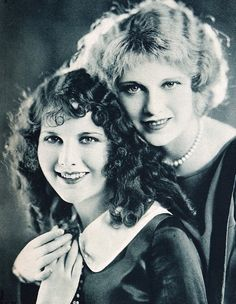 Esther Ralston and Mary Brian, 1925