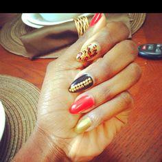 Nails. Nails. Nails.