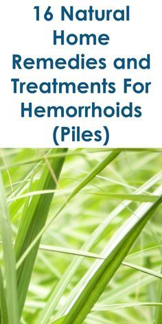 17 Best Hemorrhoid Relief Images On Pinterest Natural Remedies