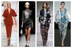 abecedario con todas las tendencias de moda de primavera verano 2013: o de oriente. Me gusta la propuesta de Etro y Dries Van Noten ( 1ª, 3ª y 4ª)