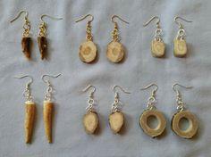 antler carving tips Deer Antler Crafts, Antler Art, Deer Antlers, Antler Jewelry, Antler Necklace, Bone Jewelry, Handmade Leather Jewelry, Bone Crafts, Loom Bracelet Patterns