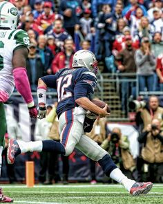Brady Crazy Legs   Awesome run
