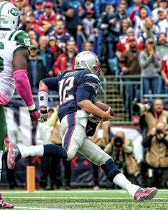 Brady Crazy Legs   Awesome run