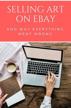 Selling art on eBay - how to sell art online.