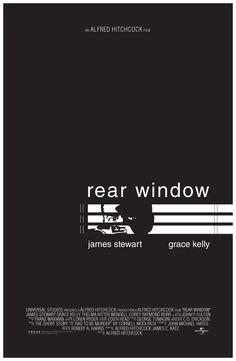 rear window, director alfred hitchcock