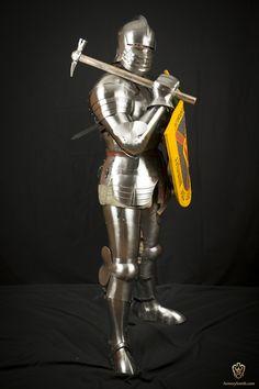 Рицарско въоръжение